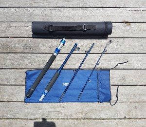OTB 1804 Travel Rod