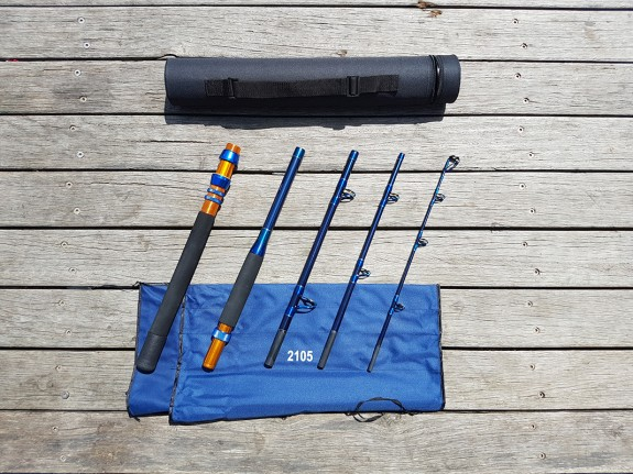 OTB Travell Rod 4 piece Off-Shore 2105