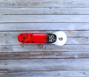 Water Stalker Dr Jekyl 75mm Red/Black