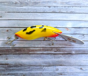 Water Stalker Dr Jekyl 100mm Yellow/Black