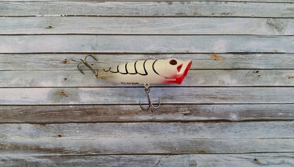 BALISTA- S Pop 75 Ghost Minnow