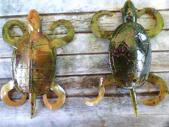 Bombshell-Turtle Lure Snapper