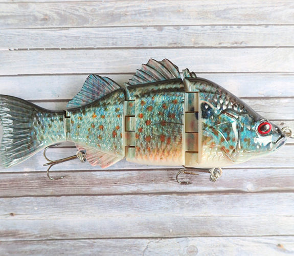 OBT Swimbait Blue Barra 2