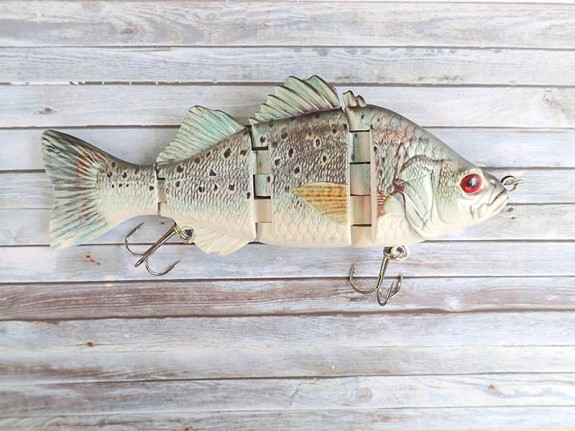OBT Swimbait Silver Barra 2