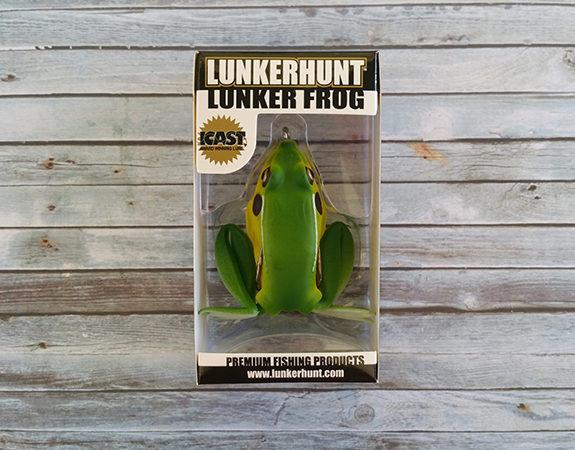 Lunkerhunt Lunker Bull Frog