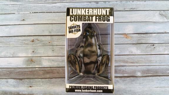 Lunkerhunt Combat Frog Zulu