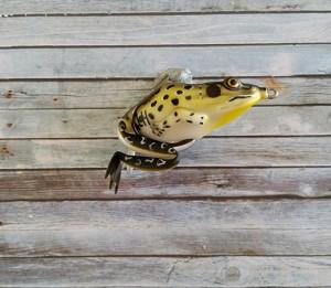 Lunkerhunt Combat Frog Croaker