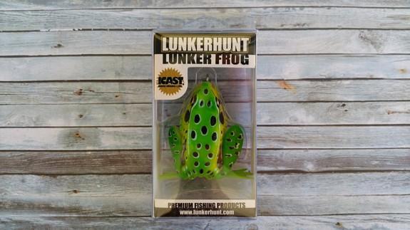 Lunkerhunt Lunker Frog Leopard