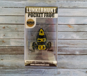 Lunkerhunt Pocket Frog Poison
