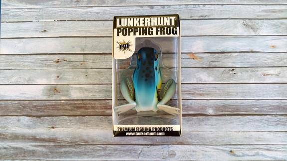 Lunkerhunt Popping Frog Herring