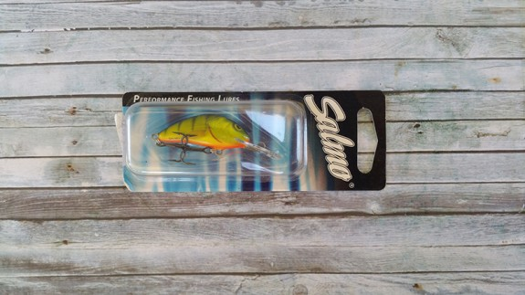 Salmo Hornet 4cm Floating HP