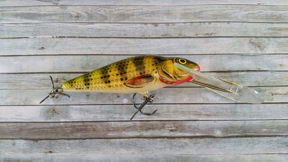 Salmo Perch 12cm Floating SDR HP