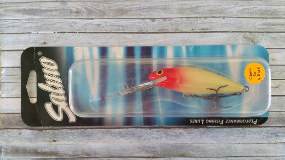 Salmo Perch 12cm Floating SDR LHD
