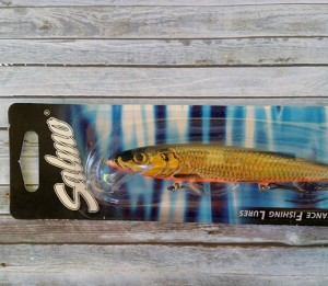 Salmo Whacky 12cm Floating GCS