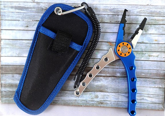 Aluminium Fishing Pliers and Multi tool