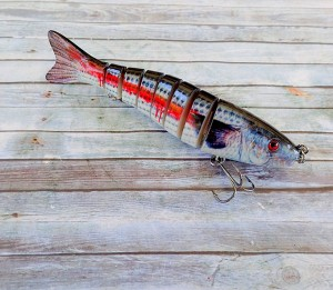 OBT Swimbait Bleeding Mullet MK1