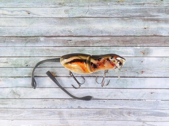 Rattler Rat 2 Brown
