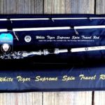 White Tiger 3pce Spin Rod