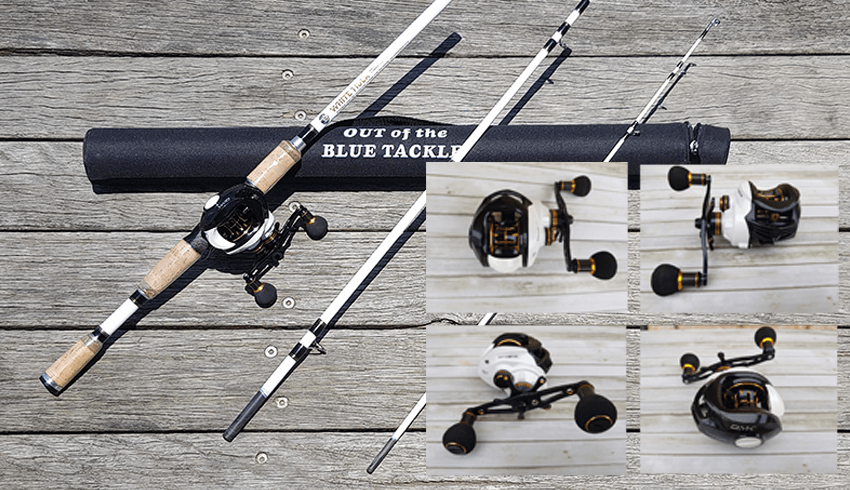 Black Mamba Fishing Reels