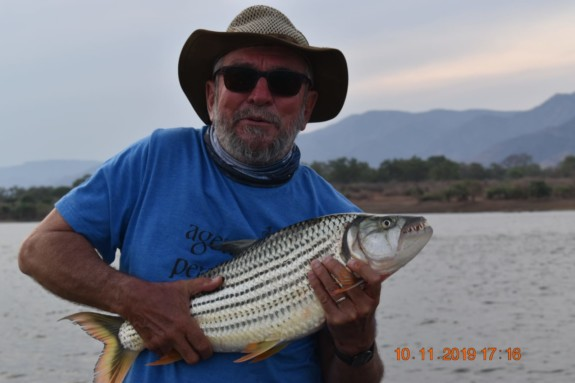 South African Tiger Fish